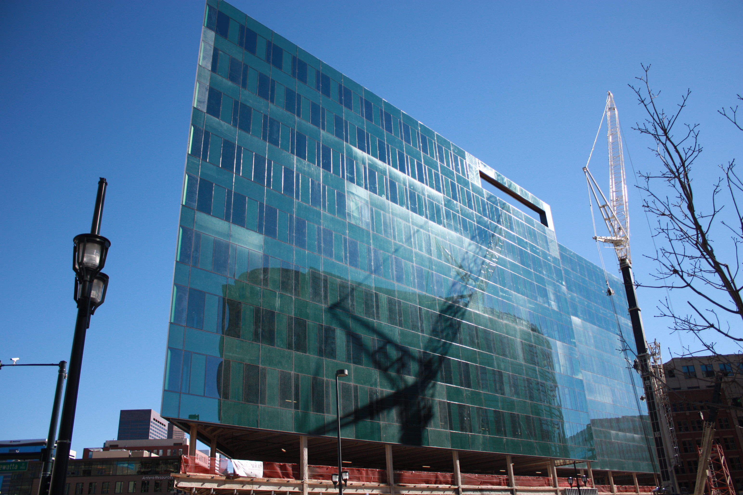 Liberty Global Signs Lease In Denver S Triangle Building