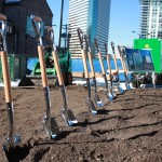 Downtown Denver residential high-rise breaks ground