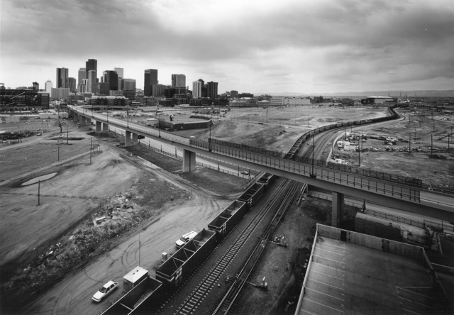 Platte Valley Rail Yards. Ewing Photography 1999.