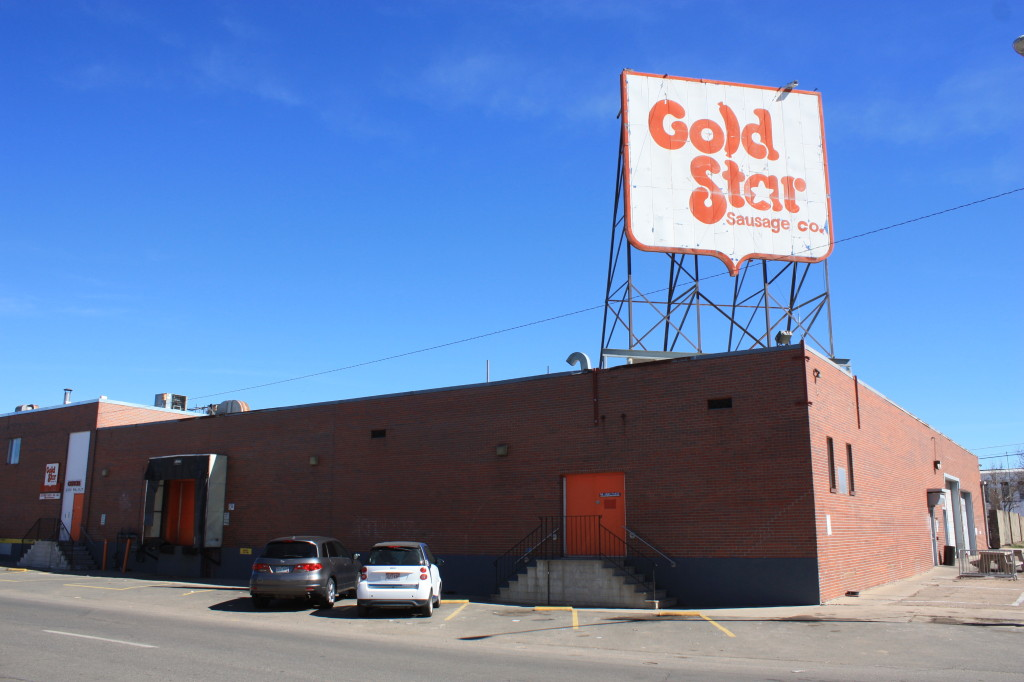 Gold Star Sausage Co. 2800 Walnut