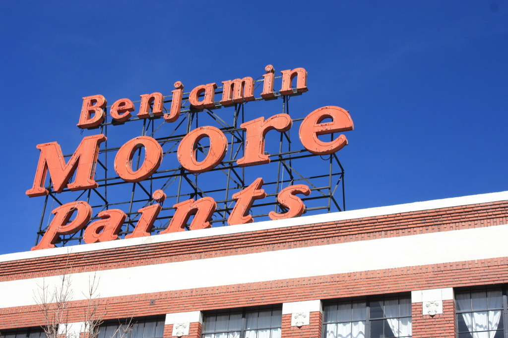 Benjamin Moore Paints Denver