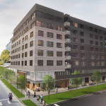 Construction underway on 17W in Denver's Union Station neighborhood