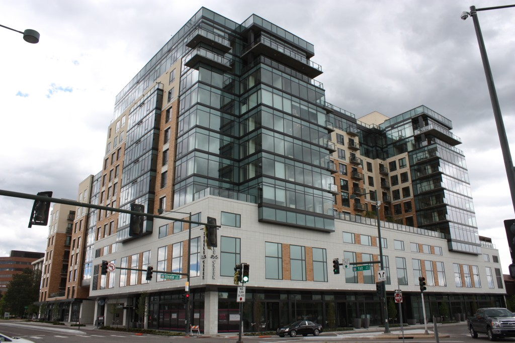 Cherry Creek Construction Update Denver Urban Review