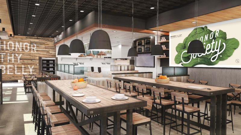 New Restaurant Coming To 1900 16th St Denver Urban Review