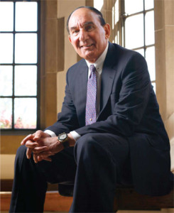 Mr. Donald Sturm. Image courtesy University of Denver
