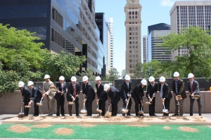 1144 Fifteenth Street breaks ground on 6/9/15