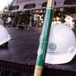 Ground breaking ceremony at Colorado Center