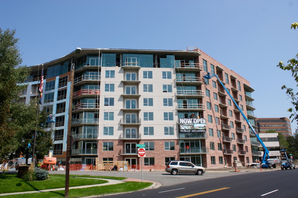 Cherry Creek apartments