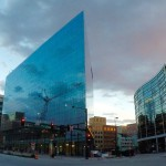 A final look: Triangle Building