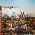 Took this one in October cherrycreeknorth cherrycreek downtowndenver denver architecturehellip