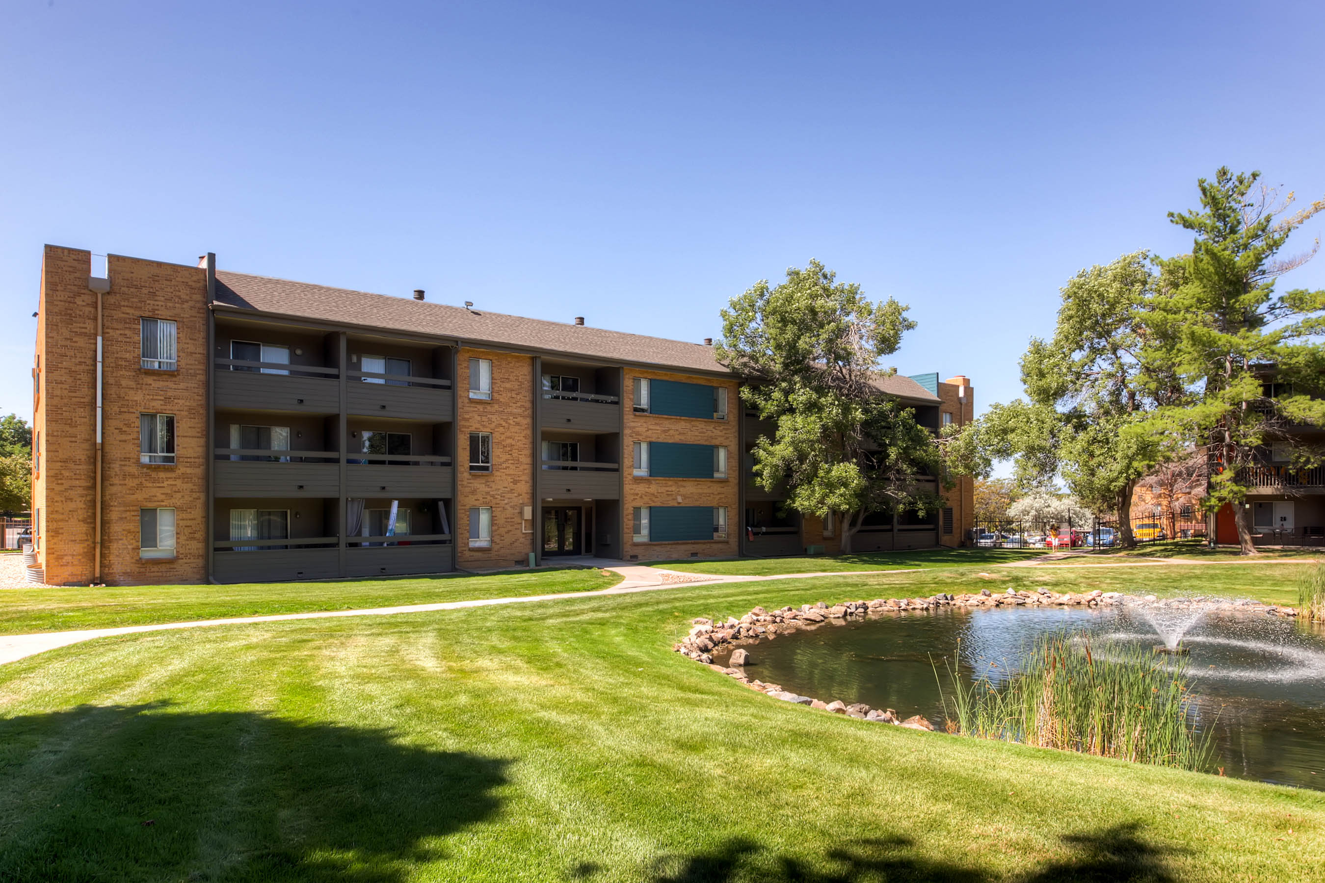 Tamarac Village Apartments sold to L A firm Denver Urban Review