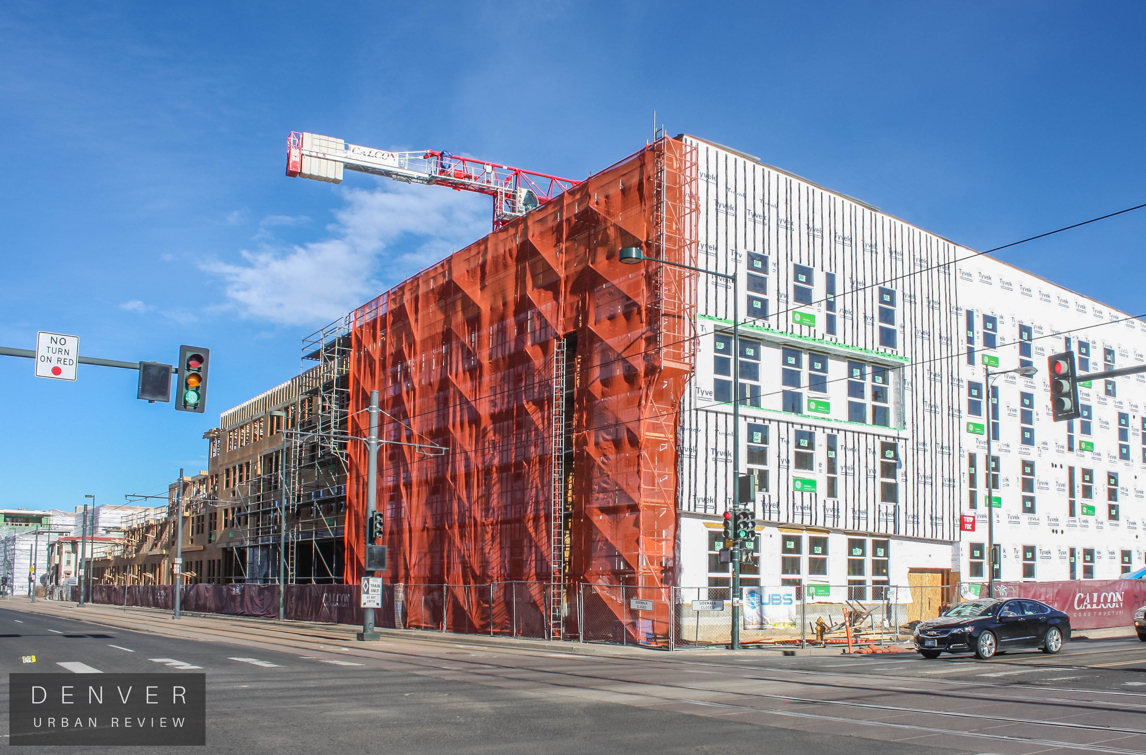 RiNo Five Points Construction Update Denver Urban Review
