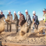 Ground breaking held for Granite Place