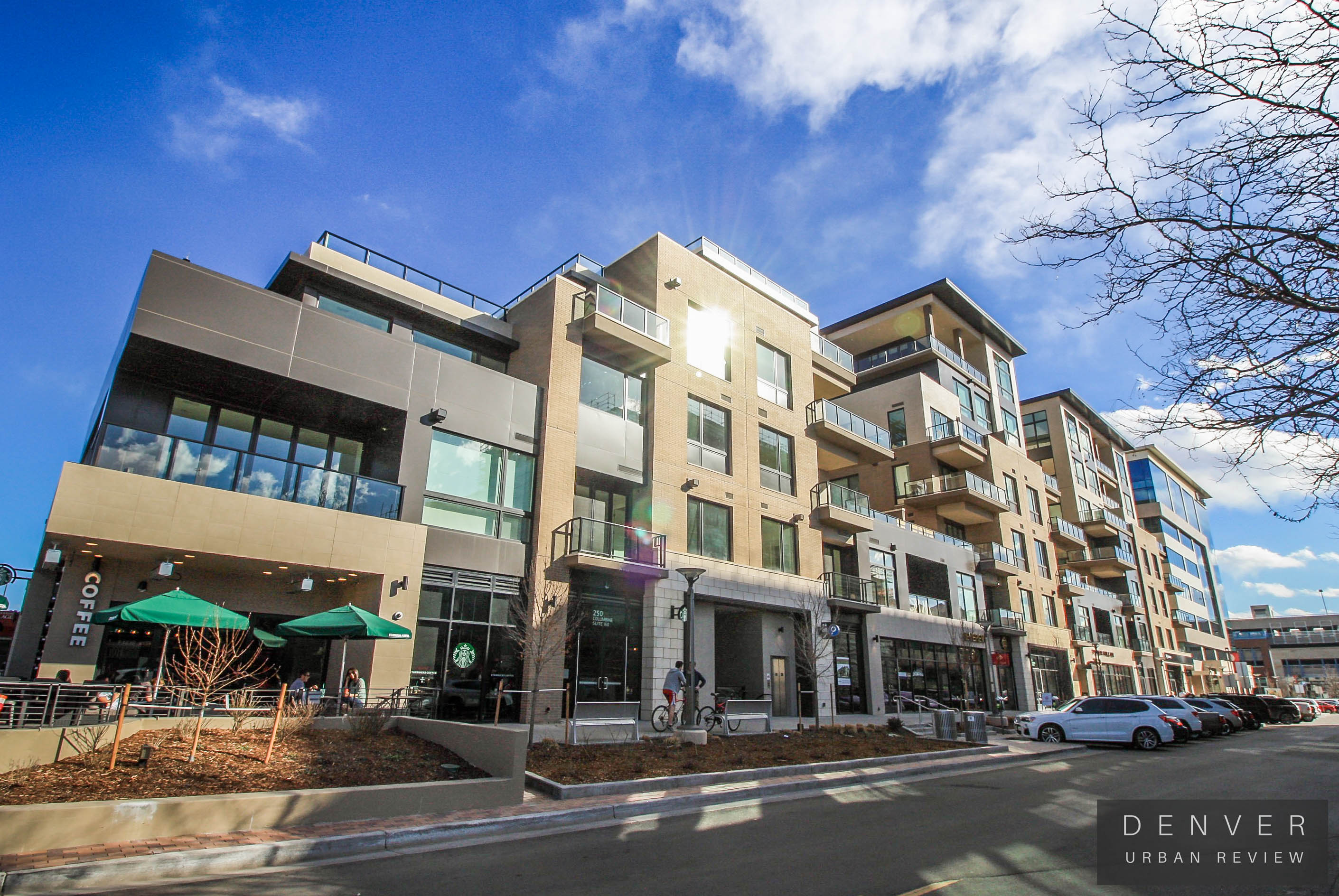 Cherry creek construction update denver urban review for Cherry creek builders