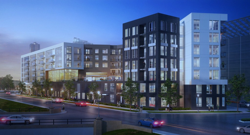 14th and Speer Rendering
