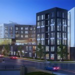 14th and Speer project rendering