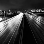 I25 Denver denver traffic longexposure downtowndenver milehighcity denverphotographer headlights carshellip