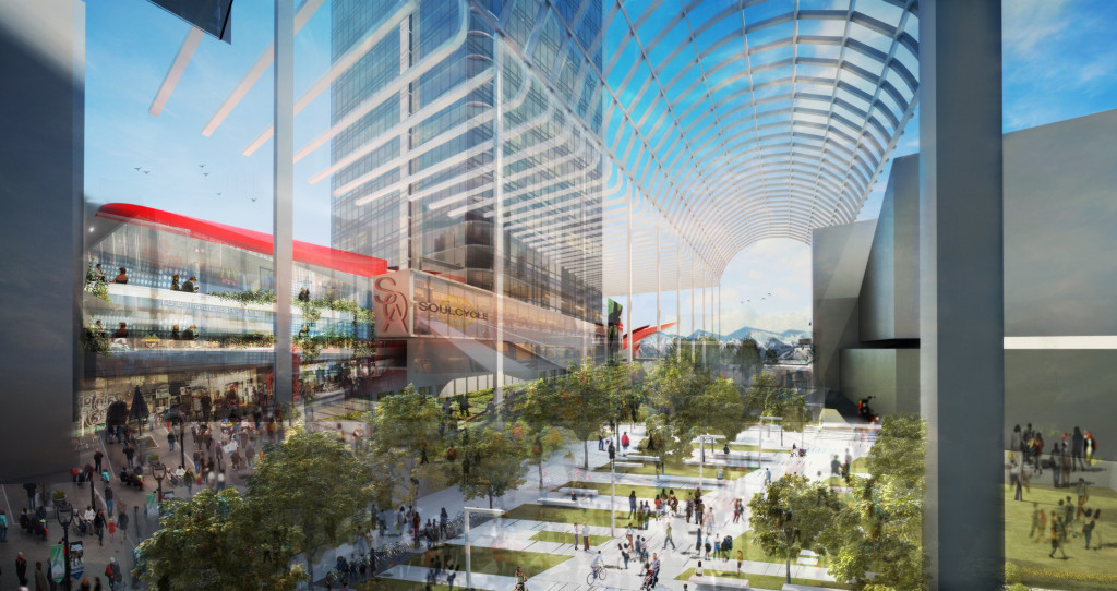 Denver Performing Arts Complex Rendering