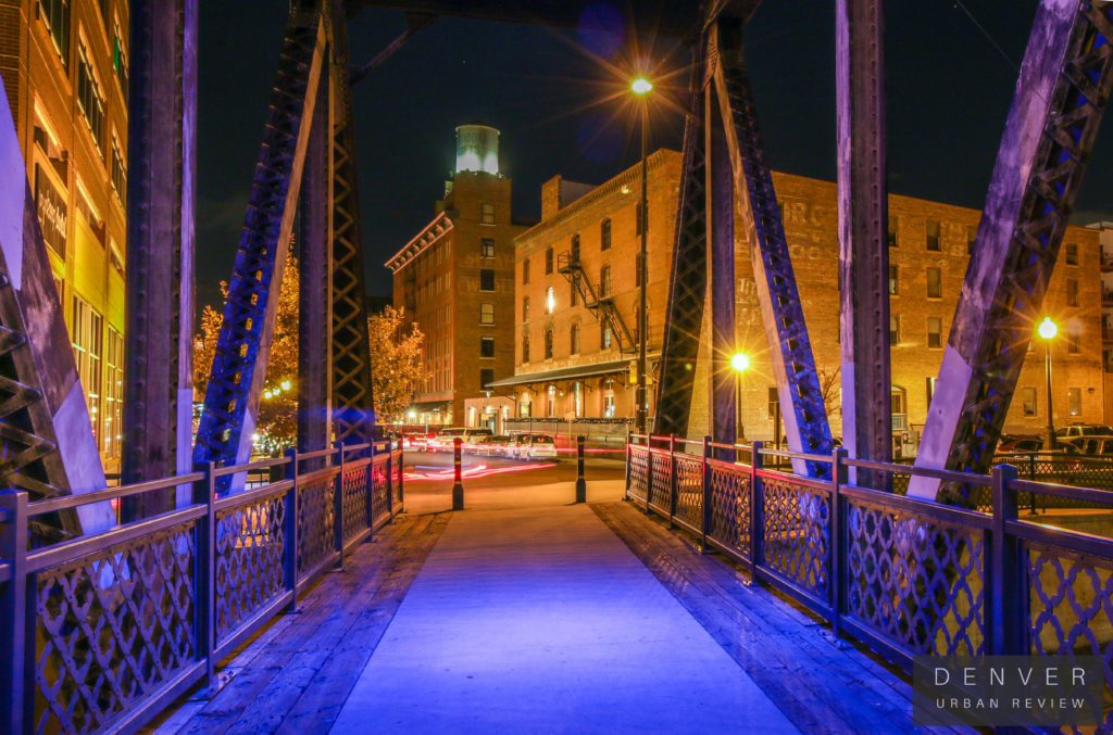 Denver Cherry Creek Bridge