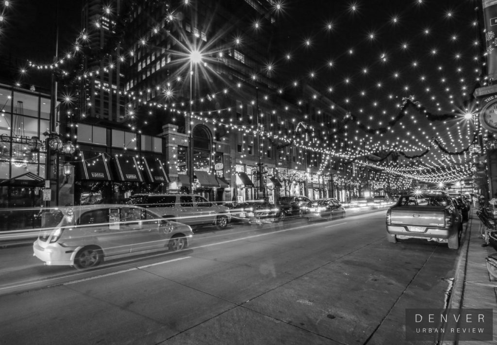 Black and white photography Denver
