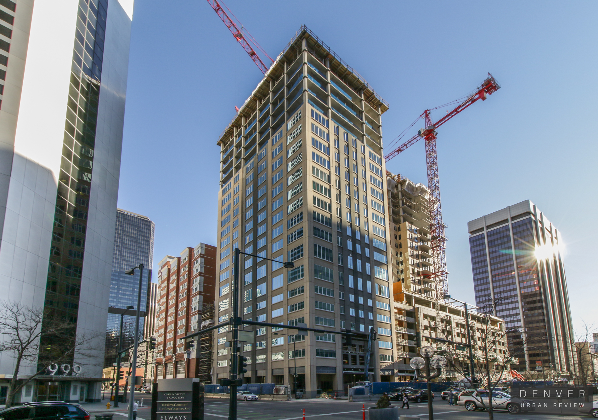Downtown Denver Construction Update