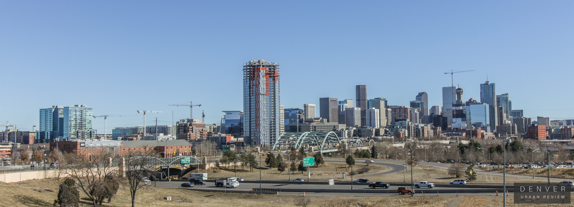 Downtown Denver Construction Update Denver Urban Review