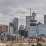 Denver Skyline Diamond Hill
