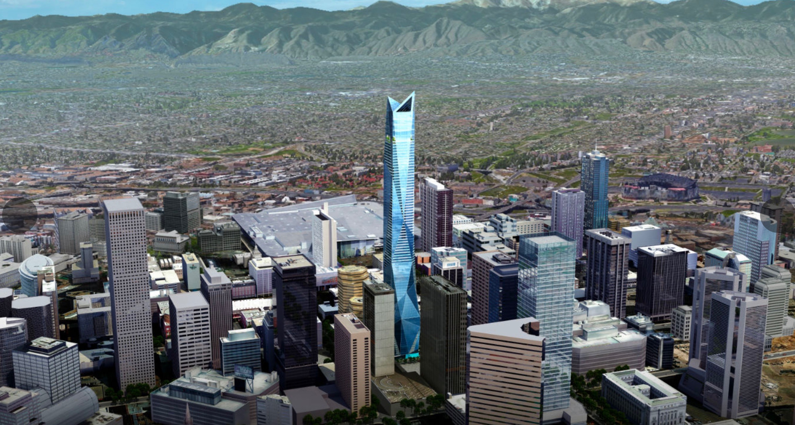 90-Story Skyscraper Planned For Denver