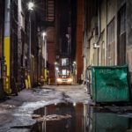 Downtown Denver alley downtowndenver denverafterdark denver denvernights longexposure denverphotography coloradohellip