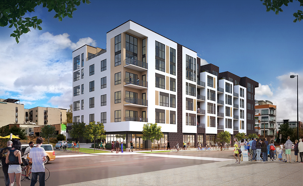 The Edge condominium project announced for LoHi
